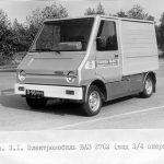 Электромобиль ВАЗ 2702